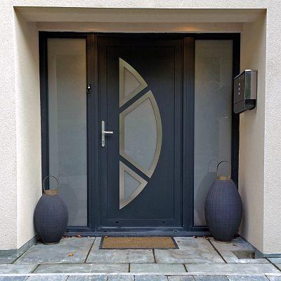 Aluminium Front Doors Marlin Windows Keighley Yorkshire