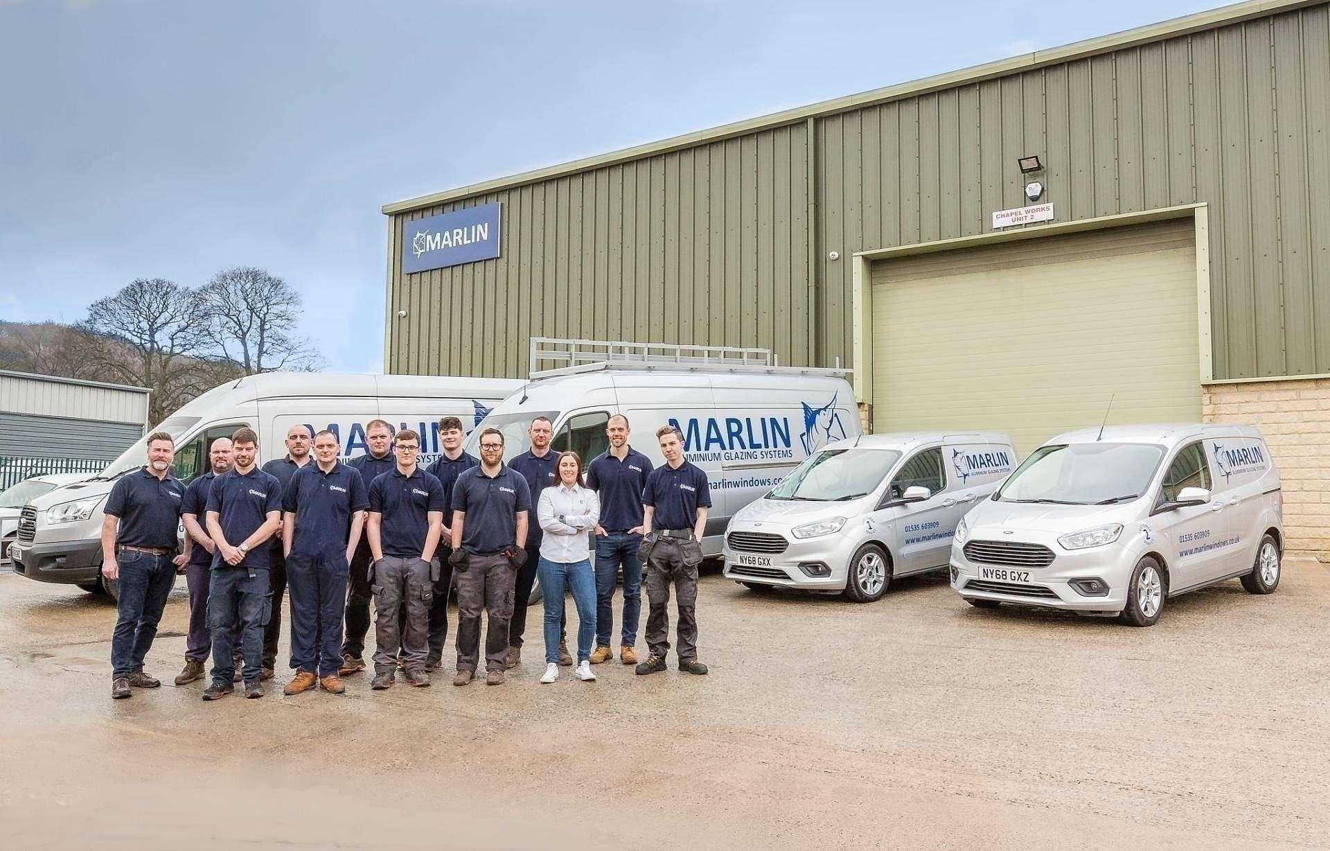 Aluminium Window Supplier | Marlin Windows Keighley Yorkshire