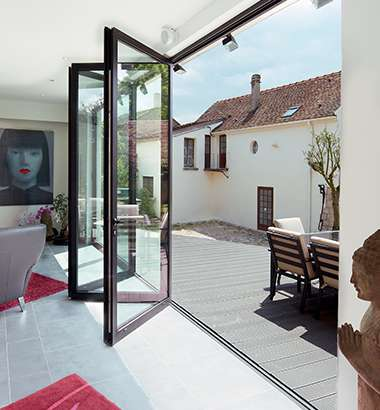 the buyers guide to sliding patio doors marlin windows. Black Bedroom Furniture Sets. Home Design Ideas