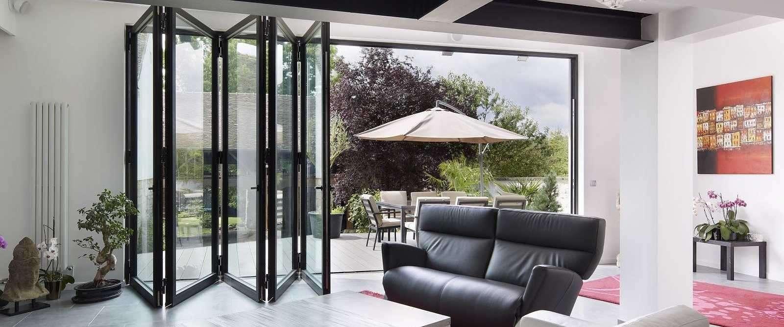 Reynaers Cf 77 Bi Fold Doors Marlin Windows Keighley