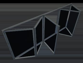 Visofold 6000 Aluminium Bi Folding Doors Marlin Windows