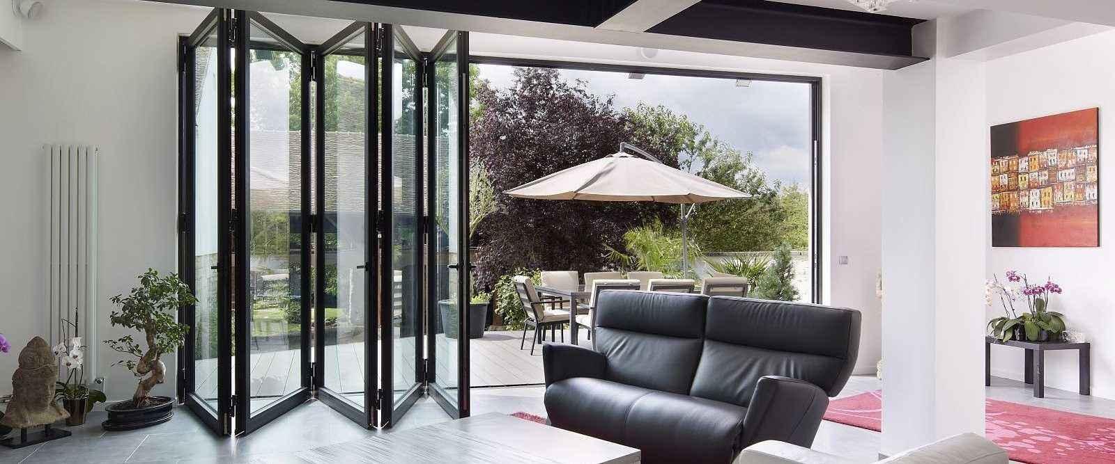 Aluminium Bifold Doors Made To Measure Marlin Windows