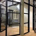 Internal Aluminium Doors