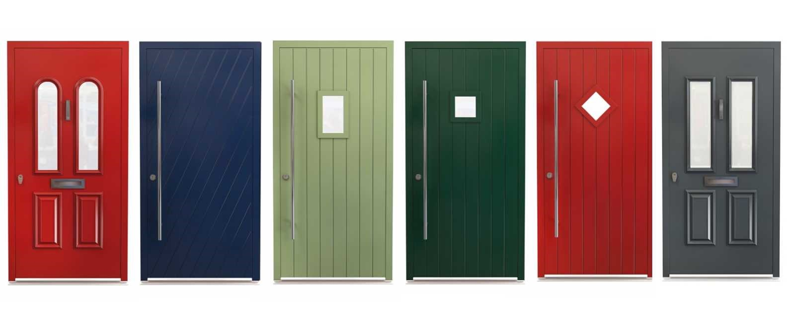 Designer Aluminium front Doors Banner Traditional style  sc 1 st  Marlin Windows & Designer Front Doors | Smart Designer Doors | Marlin Windows Keighley