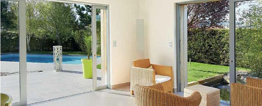 Reynaers CP130 Patio Sliding Door