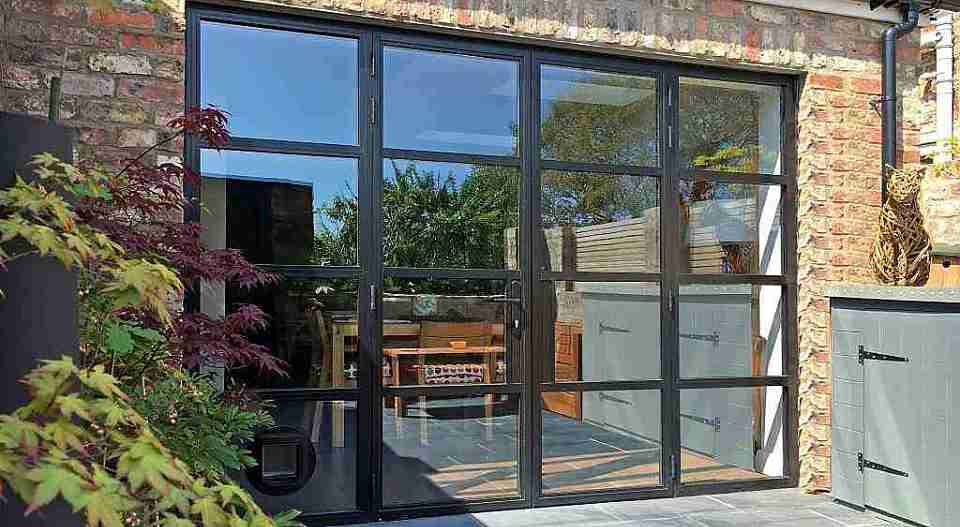 Aluminium Doors Marlin Windows Keighley Yorkshire