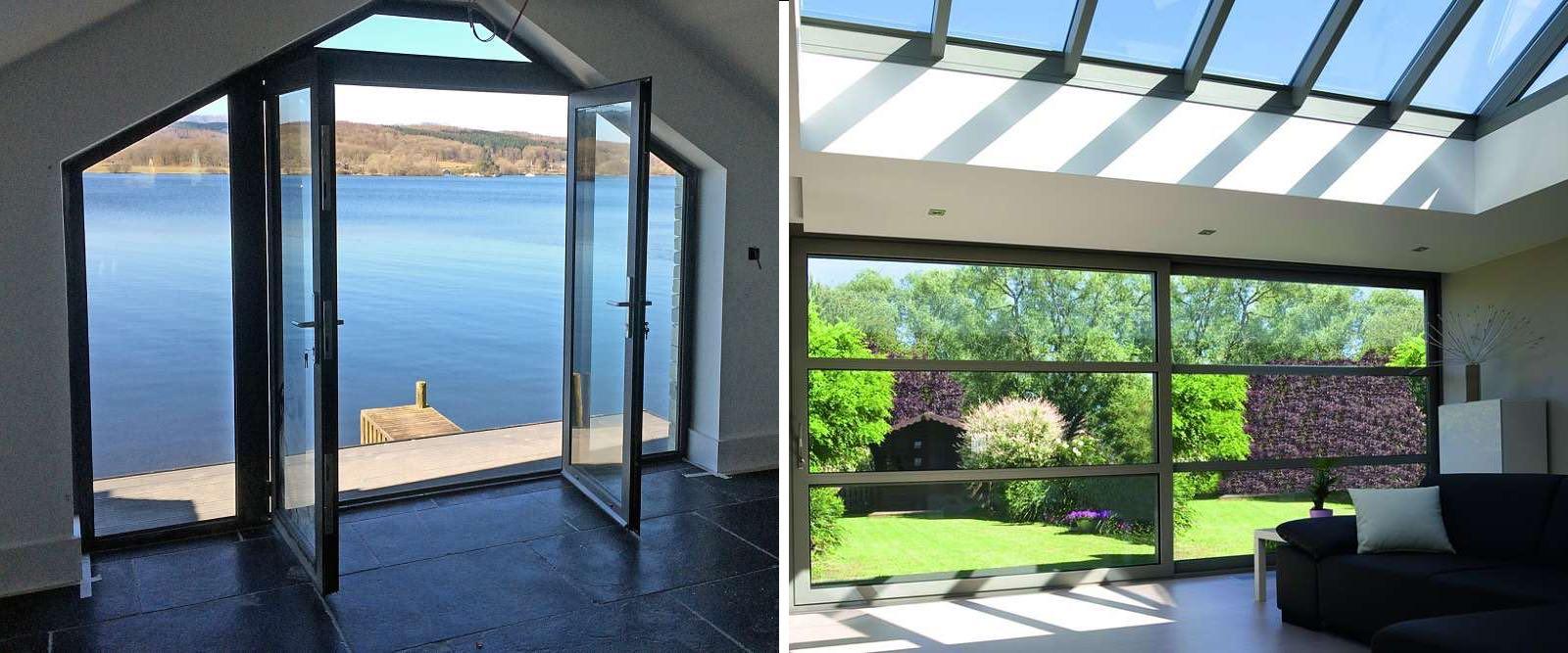Contemporary Windows Smart Window Systems Marlin
