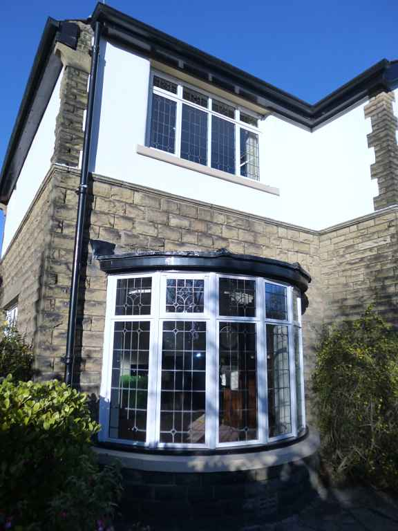 The Steel replacement window installation in Pudsey, Leeds