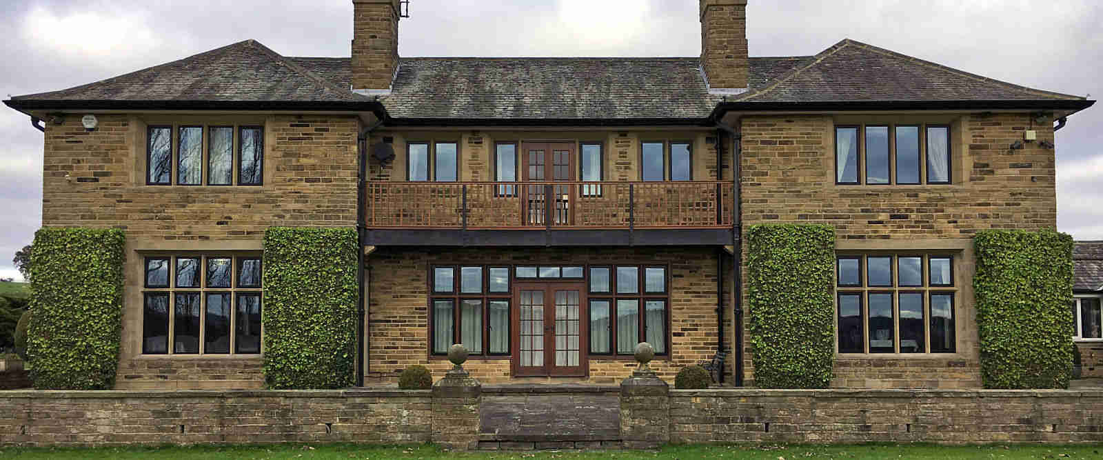 Aluminium heritage windows installed in North Yorkshire