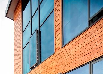 Example of Alitherm 700 Commercial Aluminium Windows