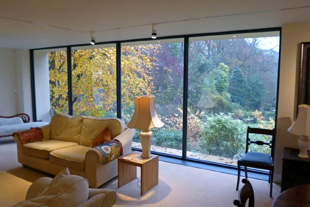 Floor to ceiling glazing yorkshire marlin windows for Floor to ceiling windows