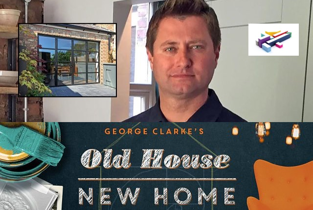 Heritage windows feature on Channel 4 George Clark Old House New Home
