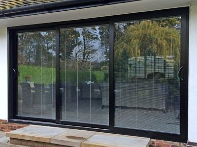 Aluminium Sliding Patio Doors Marlin Windows Yorkshire