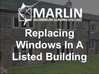 Guide to replacing windows in listed buildings